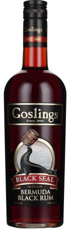 Gosling's Rum Black Seal 70cl