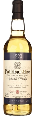 Tullibardine 1993 Single Malt 70cl