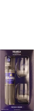 Isolabella Sambuca Giftset 70cl