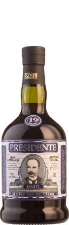 Presidente Marti 19 years Solera 70cl