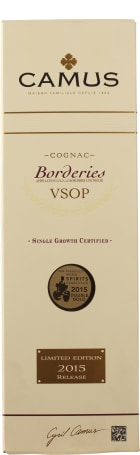 Camus VSOP Borderies Limited Edition 1ltr