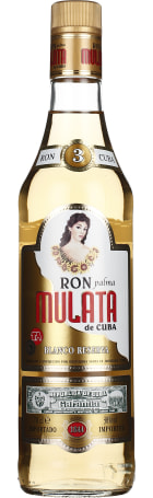 Mulata 3 years Gold 70cl