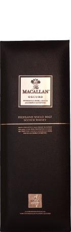 The Macallan Oscuro 70cl