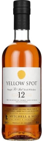 Yellow Spot 12 years Single Pot Still 70cl