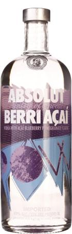 Absolut Berri Acai 1ltr