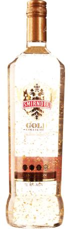 Smirnoff Vodka Gold - Cinnamon 1ltr