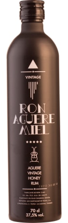 Ron Aguere Miel Vintage Honey Rum 70cl