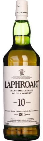 Laphroaig 10 years Single Malt 1ltr