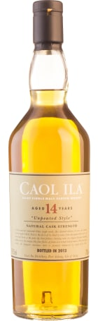 Caol Ila 14 years Unpeated 70cl
