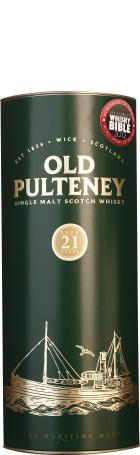 Old Pulteney 21 years Single Malt 70cl