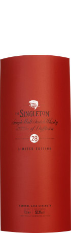 Singleton of Dufftown 28 years Special Release 2013 70cl