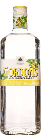Gordon's Elderflower Dry Gin 70cl