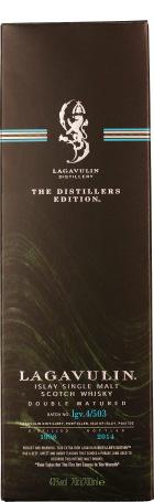 Lagavulin Distillers Edition 1998/2014 70cl