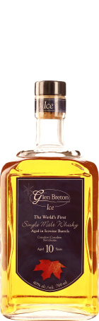 Glen Breton Ice 10 years Single Malt 70cl