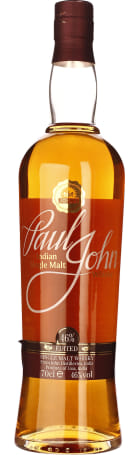 Paul John Edited Indian Single Malt 70cl