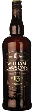 William Lawson 13 years 1ltr