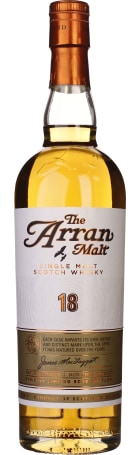 Arran 18 years Limited Edition Single Malt 70cl