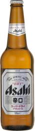 Asahi Super Dry Beer 24x33c