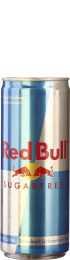 Red Bull Sugar Free blik 24x25c