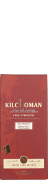 Kilchoman Silver Seal 2010 Sherry Cask Strength 70cl