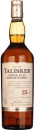 Talisker 25 years Single Malt 2018 70cl