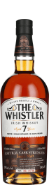 The Whistler 7 years Cask Strength 70cl