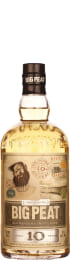 Douglas Laing's Big Peat 10 years Blended Malt 70cl