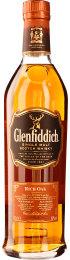 Glenfiddich 14 years Rich Oak Giftpack 70cl