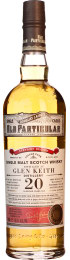 Glen Keith 20 years 1995 Old Particular 70cl