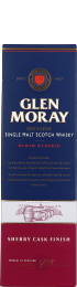 Glen Moray Sherry Cask Finish Elgin Classic 70cl