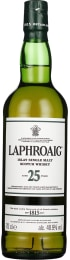 Laphroaig 25 years Single Malt 2017 Release 70cl