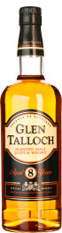 Glen Talloch 8 years Blended Malt 70cl