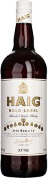 Haig Gold Label 1ltr