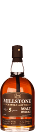 Millstone 5 years Single Malt 70cl