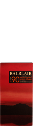 Balblair Vintage 1990 Single Malt 2nd Edition 70cl
