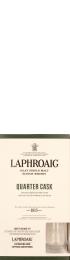 Laphroaig Quarter Cask Giftset 70cl