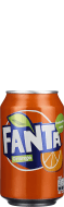 Fanta Orange blik De...