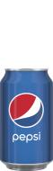 Pepsi Cola blik