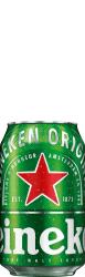 Heineken Pilsner blik