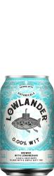 Lowlander Wit 0.0% blik