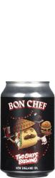 Two Chefs Brewing Bon Chef blik