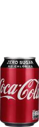 Coca-Cola Zero blik Deense