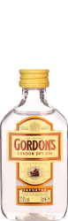 Gordon's Gin miniaturen