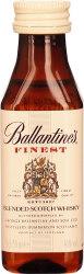 Ballantines Finest miniaturen