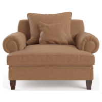 Mila Leather Armchair