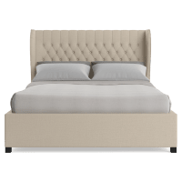Anica Gas Lift Queen Size Bed Frame