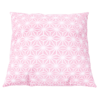 Spacecraft Japanese Hemp Magenta Cushion