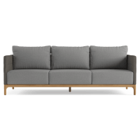 Rhodes Outdoor 3 Seater Sofa