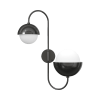Horolo Dual Shade Wall Light