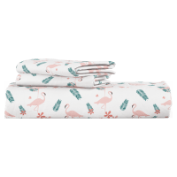 Flamingo Fun Kids Duvet Cover Set